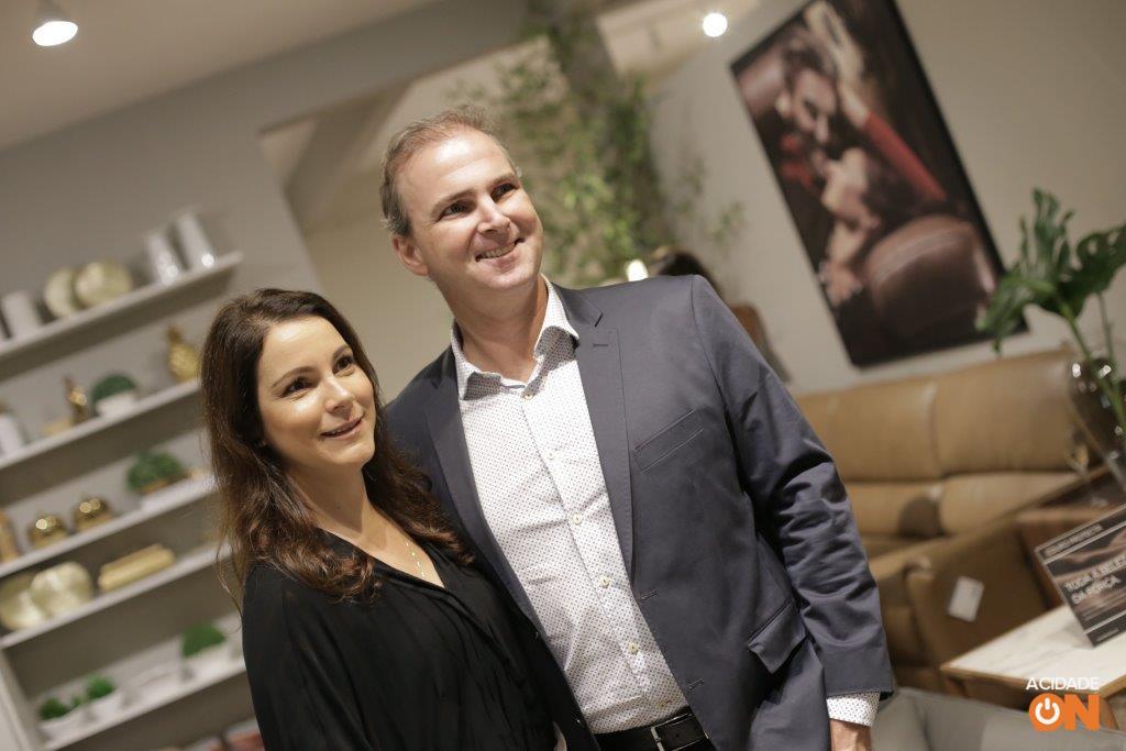 Maura e Stelio Robusti (foto: Murilo Corte / ME)