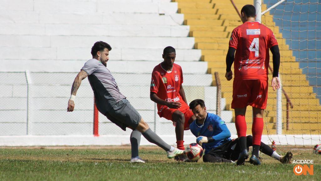 Fora de casa, Comercial bate Inter de Bebedouro em jogo-treino