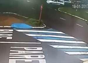 Foram três acidentes no mesmo local em menos de seis horas