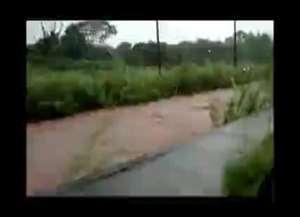 Chuva causou pontos de alagamento em Araraquara