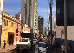 Funcionários reivindicam mais respeito com a categoria e repudiam proposta de Duarte Nogueira