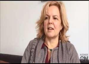 Márcia de Carvalho desenvolveu projeto de reciclagem de produtos têxteis