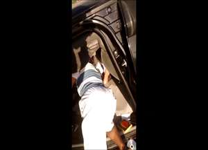 Outras duas pessoas ficaram feridas em batida na rodovia Atílio Balbo no final da tarde desta quinta-feira (4)