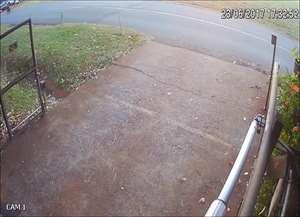 Nadia de Oliveira foi vista pela última vez na sexta-feira (23), às 17h30, pegando carona em uma moto