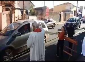 Tradição ocorre na igreja Santo Antônio Pão dos Pobres, na avenida Saudades, nº 202, Campos Elíseos