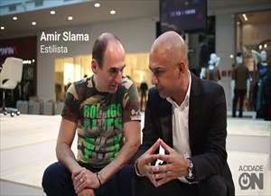 Direto do Fashion For You, Reginaldo Fonseca fala sobre moda verão com Amir Slama