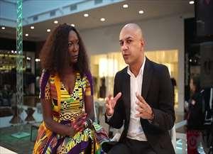 Em entrevista a Reginaldo Fonseca, a estilista angolana fala sobre a nova coleção