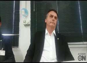 Deputado concedeu entrevista durante visita a redação nesta quinta-feira (17)