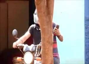 Zezinho Atrapalhado foi agredido após ofender mototaxista