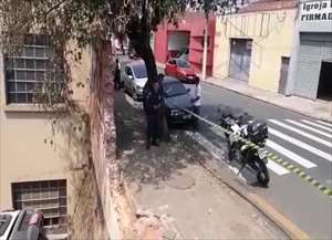 Susto na região central de Limeira na manhã desta segunda-feira. Crédito do vídeo: WAGNER MORENTE