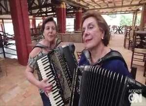 Show comemora tempo de carreira de musicistas com resgate da formação erudita das musicistas