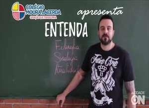 Veja vídeo com o professor Fábio Marques, do Colégio Moura Lacerda e tire suas dúvidas para o vestibular
