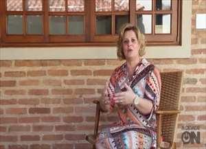 Fernanda Defendi, Incorporação e Urbanização da Pafil, explica proposta e vantagens do programa do governo