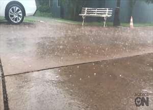 ACidade ON apurou que, além do Ipiranga, outros bairros da cidade também foram atingidos peça chuva de granizo