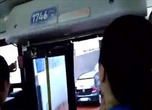 Passageiros denunciaram episódio e reclamam de transtornos