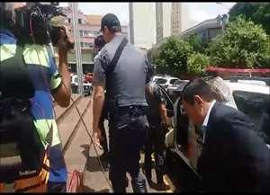 Ele está entre os seis detidos pela Operação Purgamentum deflagrada na manhã desta quinta (9) em várias cidades da região e MG