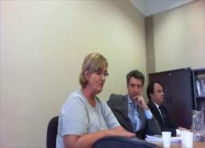 Empresária foi presa na operação do Ministério Público