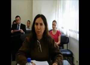 Ex-prefeita foi presa durante as investigações da Operação Sevandija