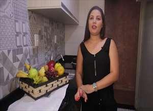 Taciane Carvalho Hilário monta lancheiras atraentes e saborosas para os filhos