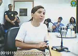 Ex-prefeita depõe por 45 minutos à Justiça Federal, diz que denúncia é falsa e que só assinou o convênio com a Stock Car