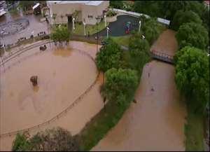 Forte chuva atingiu a cidade de Morungaba e deixou um rastro de estragos pela cidade