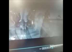 Vídeo mostra nova ação de suspeitos em tentativa de invadir o estabelecimento furtado, no Jardim Paulista, em dezembro de 2017