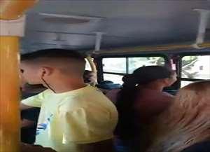 Reportagem acompanhou de perto o sufoco dos passageiros