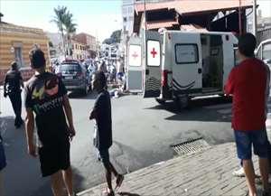 Caso aconteceu em Amparo. Ela sofreu ferimentos