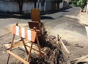 Zona Norte de Ribeirão Preto convive com 'onda de furtos' das tampas das galerias de água e esgoto