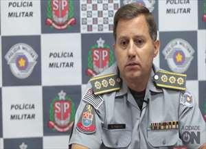 Anúncio foi feito pelo coronel Carlos Alberto Machado que assumiu nesta segunda-feira o comando da PM na região de Ribeirão Pret