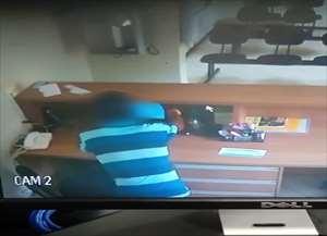 Crimes, filmados por câmeras de segurança, ocorreram na terça-feira (15) em Jardinópolis