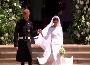 Casamento ocorreu na Capela de São Jorge, localizada na cidade de Windsor, no Reino Unido