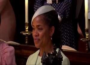 Prícinpe Harry e Meghan Markle se casaram hoje (19) na Capela de São Jorge em Windsor, no Reino Unido
