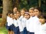 Ensino de escola do Ribeirão Verde é baseado no amor, verdade, retidão e paz