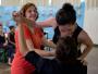 Vídeo: enxergando apenas vultos, Ieda montou grupo de dança