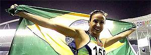Divulgação - A atleta Maurren Maggi