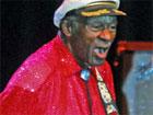 Chuck Berry durante show em São Paulo, em 2008 - Foto: Marcos Riboli/G1