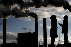 Reprodução G1 - Emissão de gases estufa cresceu 49% desde 1990, afirma estudo