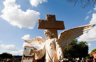 Milena Aurea / A Cidade - Cemitério da Saudade, inaugurado em 1893 em Ribeirão Preto