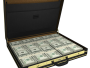 Mala com dinheiro - Foto: Divulgação / Pixabay