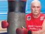 Bruno Galati, 72 anos, respira boxe há mais de meio século