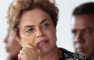 Guga Matos / JC Imagem / Estadão Conteúdo - A presidente afastada Dilma Rousseff