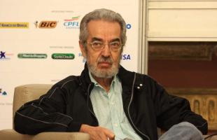 O jornalista, escritor e articulista do A Cidade, Júlio Chiavenato - Foto: Matheus Urenha/A Cidade