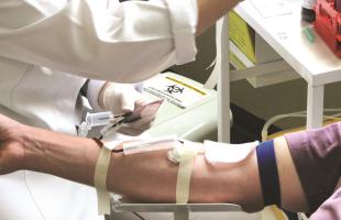 Hever Costa Lima/Assessoria de imprensa - Doação de sangue