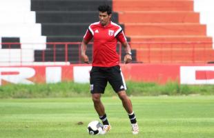 Luis Augusto/Agência Botafogo - Contrato de Mirita termina no dia 30 de novembro