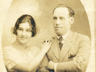 Álvaro de Lima ao lado da esposa Virgínia. - Foto: Arquivo Pessoal