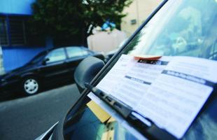 Arquivo/Tribuna Impressa - As multas aplicadas pela Área Azul registraram o maior índice de crescimento