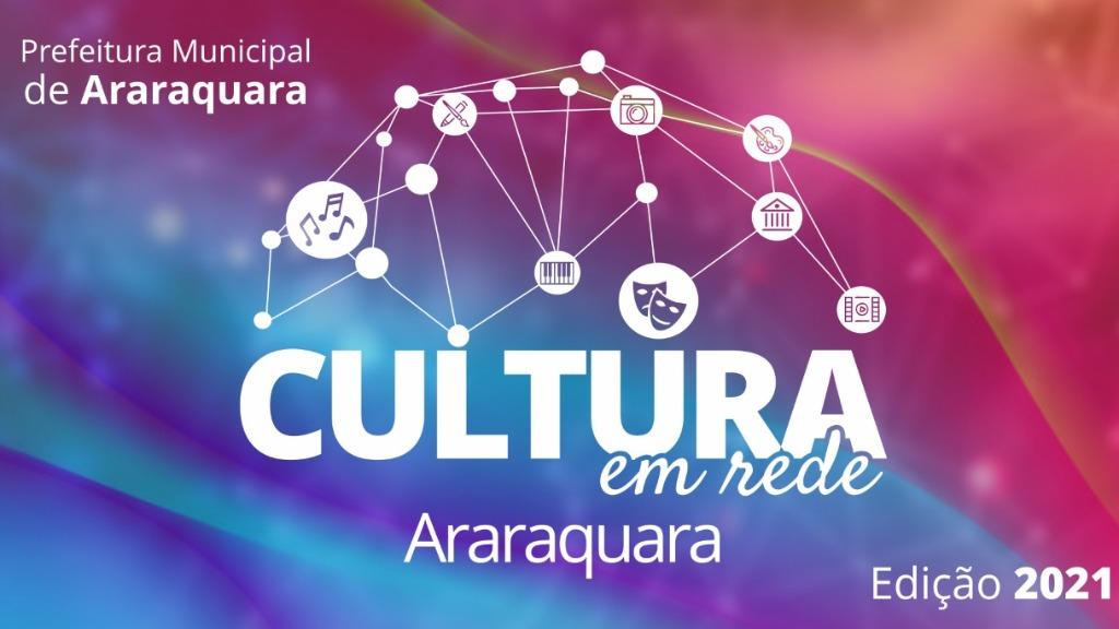50 artistas de Araraquara terão seus vídeos exibidos em maio (Divulgação) - Foto: Divulgação