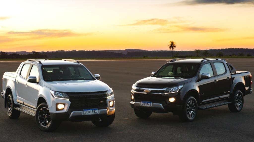 Chevrolet S10 High Country 2021 e Chevrolet S10 LTZ 2021: divulgação - Foto: Auto ON