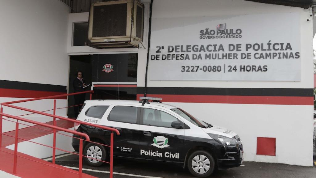 2ª DDM, em Campinas, continua operando normalmente (Foto: Denny Cesare/Código 19) - Foto: Denny Cesare